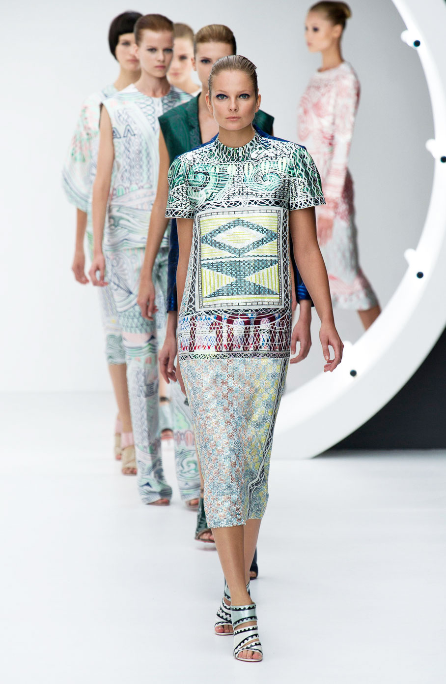 london fashion week spring summer 2013