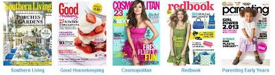 Magazines from Magazine.com 1