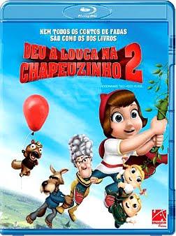 Filme Poster Deu a Louca na Chapeuzinho 2 BDRip XviD Dual Audio & RMVB Dublado