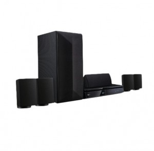 Buy LG LHB625 5.1 Blu Ray Home Theatre System Rs.18,600 only