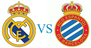 Prediksi Skor Real Madrid vs Espanyol 17 Desember 2012