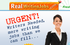 real writing jobs complaints Legit writing jobs, found at legitwritingjobscom, is an affiliate clickbank product that uses the lure of writing jobs - review.