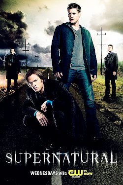 Siêu Nhiên 8 - Supernatural Season 8 (2012) Poster