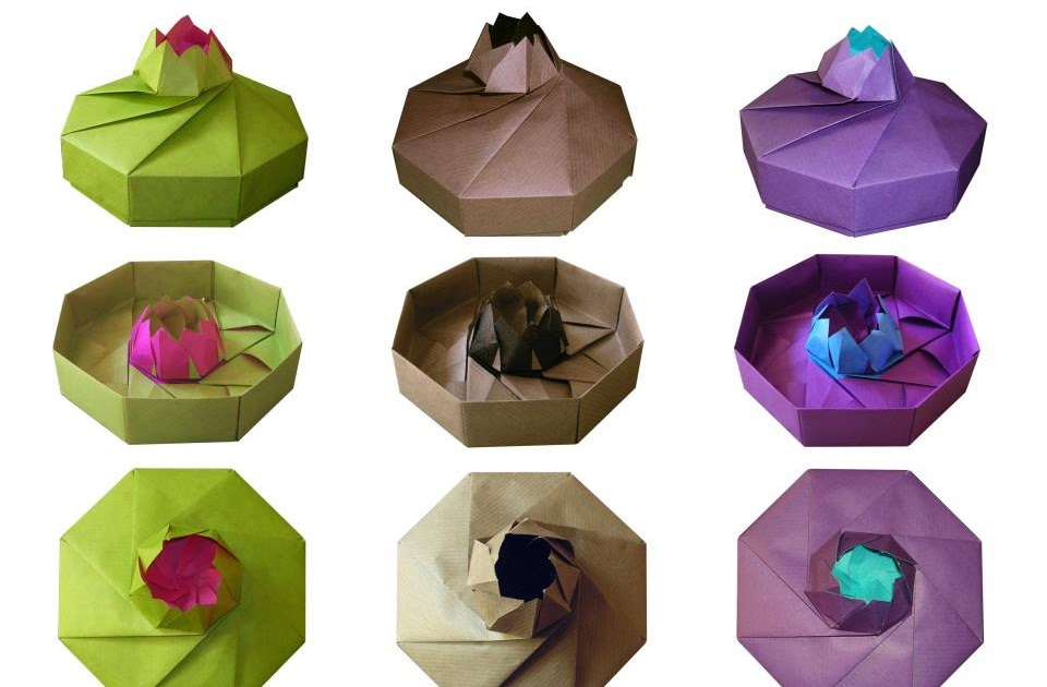 tomoko fuse octagonal box waterlily origami constructions Tomoko Fuse Box Tomoko Fuse Box #57 tomoko fuse boxes