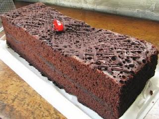cara membuat kue brownis coklat kukus