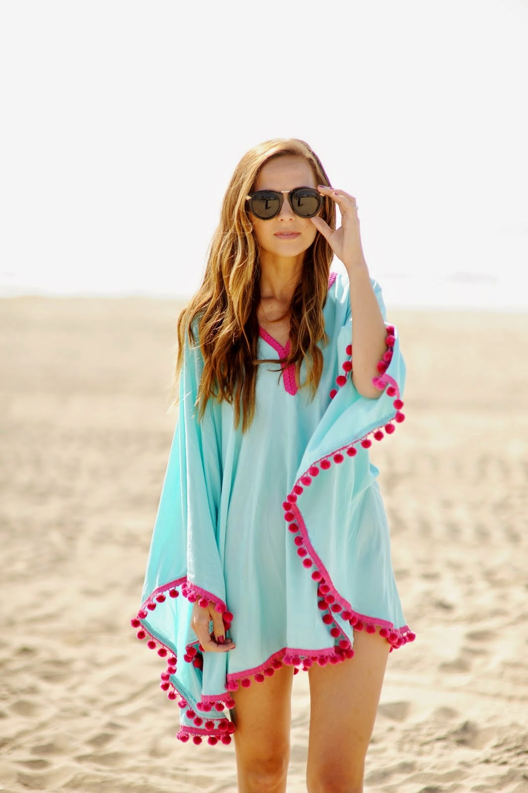DIY beach coverup