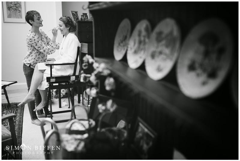 Bridal make up photography