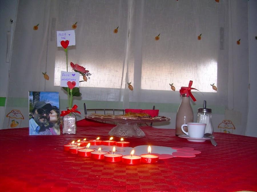 Manualidades rom nticas - Preparar algo romantico en casa ...