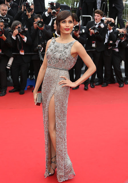 Indian fashion at cannes