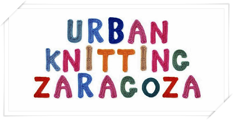 Urban Knitting Zaragoza