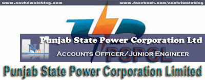 various Openings For Accounts Officer/Junior Engineer Job 2015