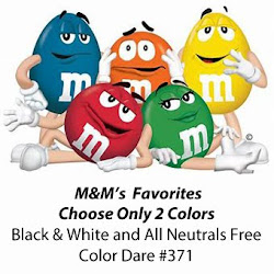 """CLICK HERE for Color Dare Challenge #371 """"M&M's Favorites"""" - CLOSES Dec 12th"""