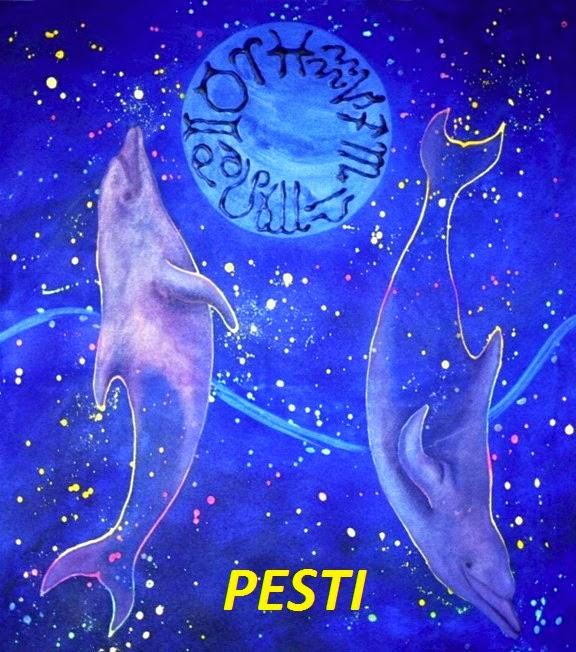 Horoscop octombrie 2014 - Pesti
