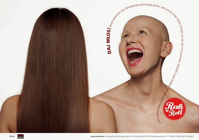 """Akcja """"Daj włos"""" z pomocą dla potrzebujących"""