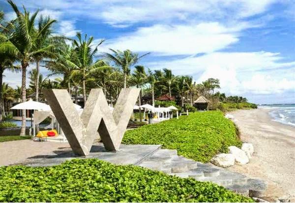Hotel W retreat Bali