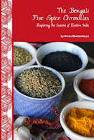 http://www.amazon.com/The-Bengali-Five-Spice-Chronicles/dp/0781813050/ref=sr_1_1?ie=UTF8&qid=1360773495&sr=8-1&keywords=bengali+five+spice