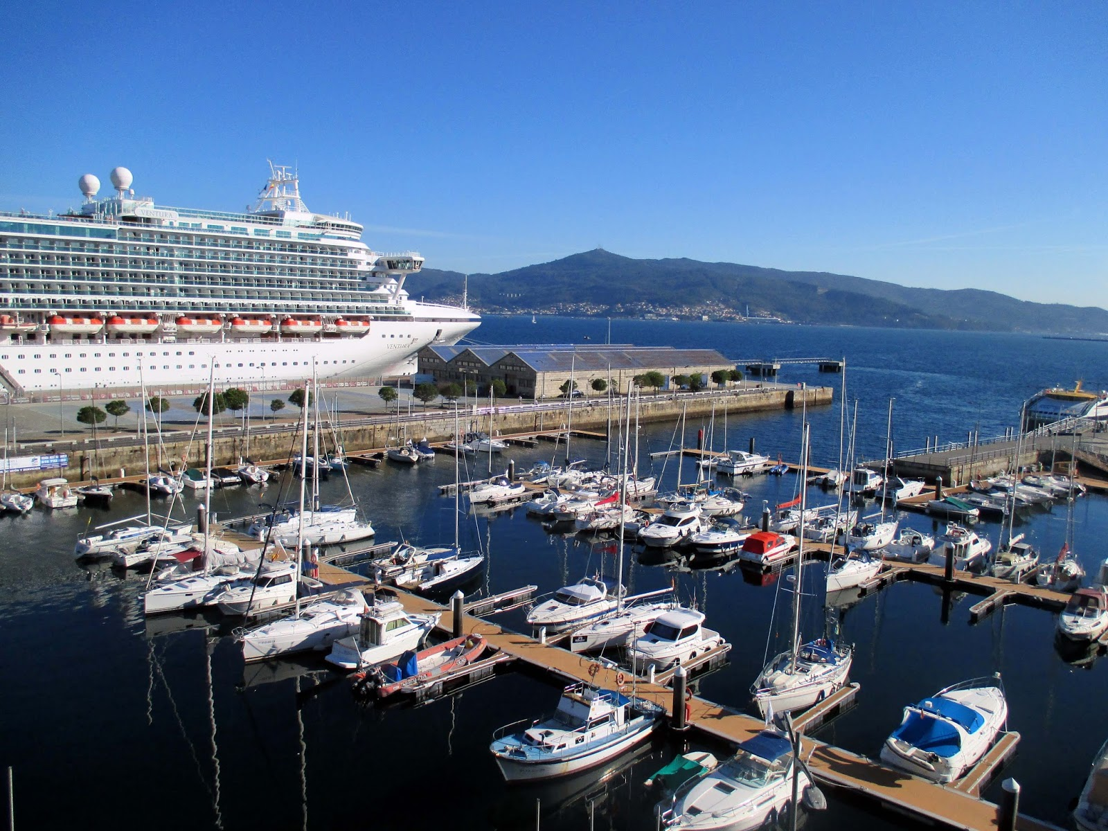 Marport activities puerto de vigo - Puerto de vigo cruceros ...