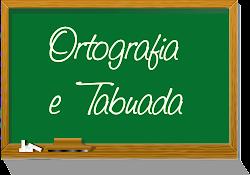 meu blog: Ortografia e Tabuada para crianças