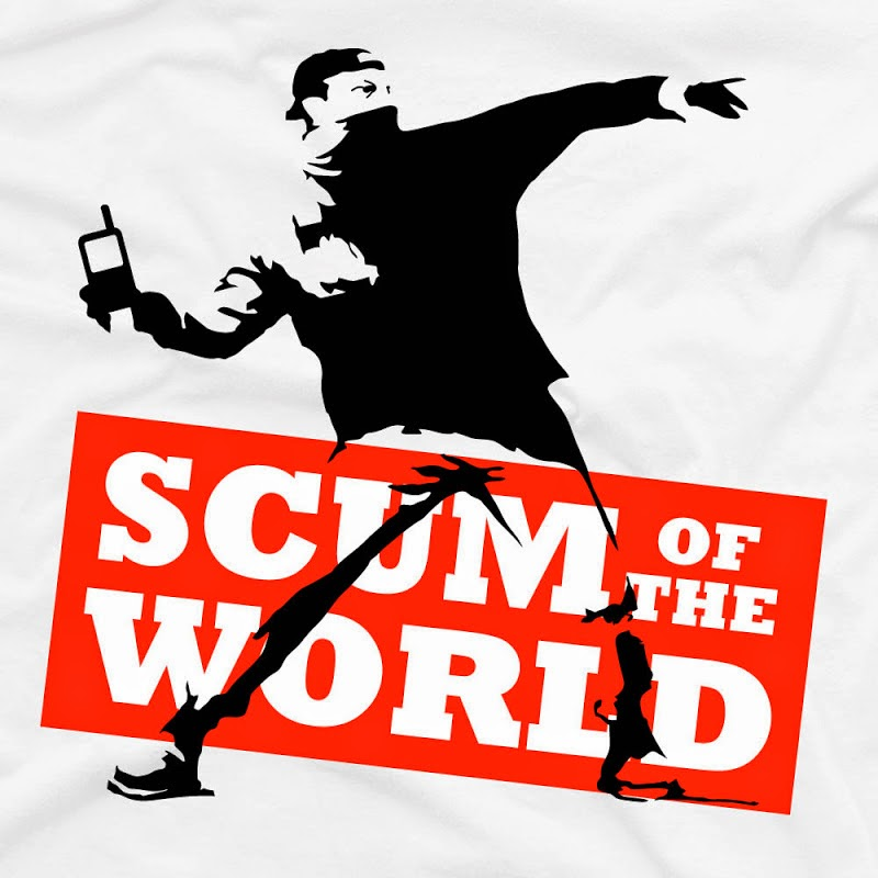 News of the World scandal - Banksy