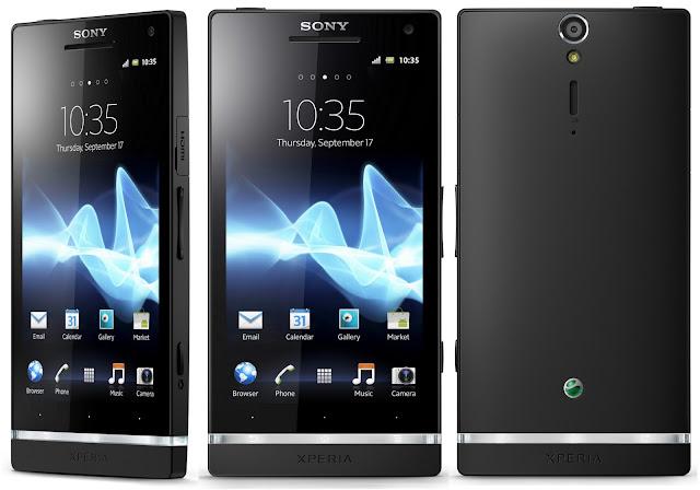 Sony Xperia S Sony Ericsson Arc HD Sony Ericsson Nozomi