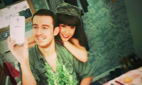 Miss Saigon co-star calls Rachelle Ann Go mahal
