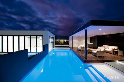 piscina muy hermosa