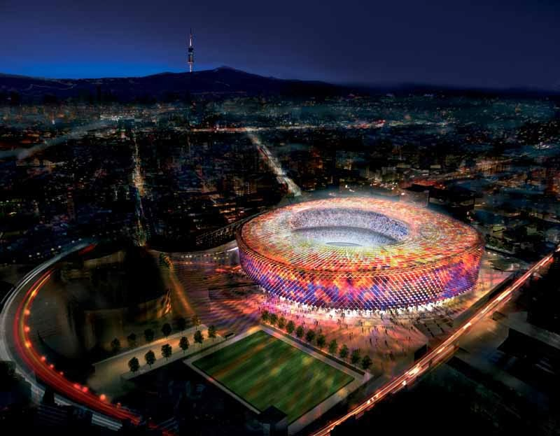 fc barcelona sticking with camp nou | like living there