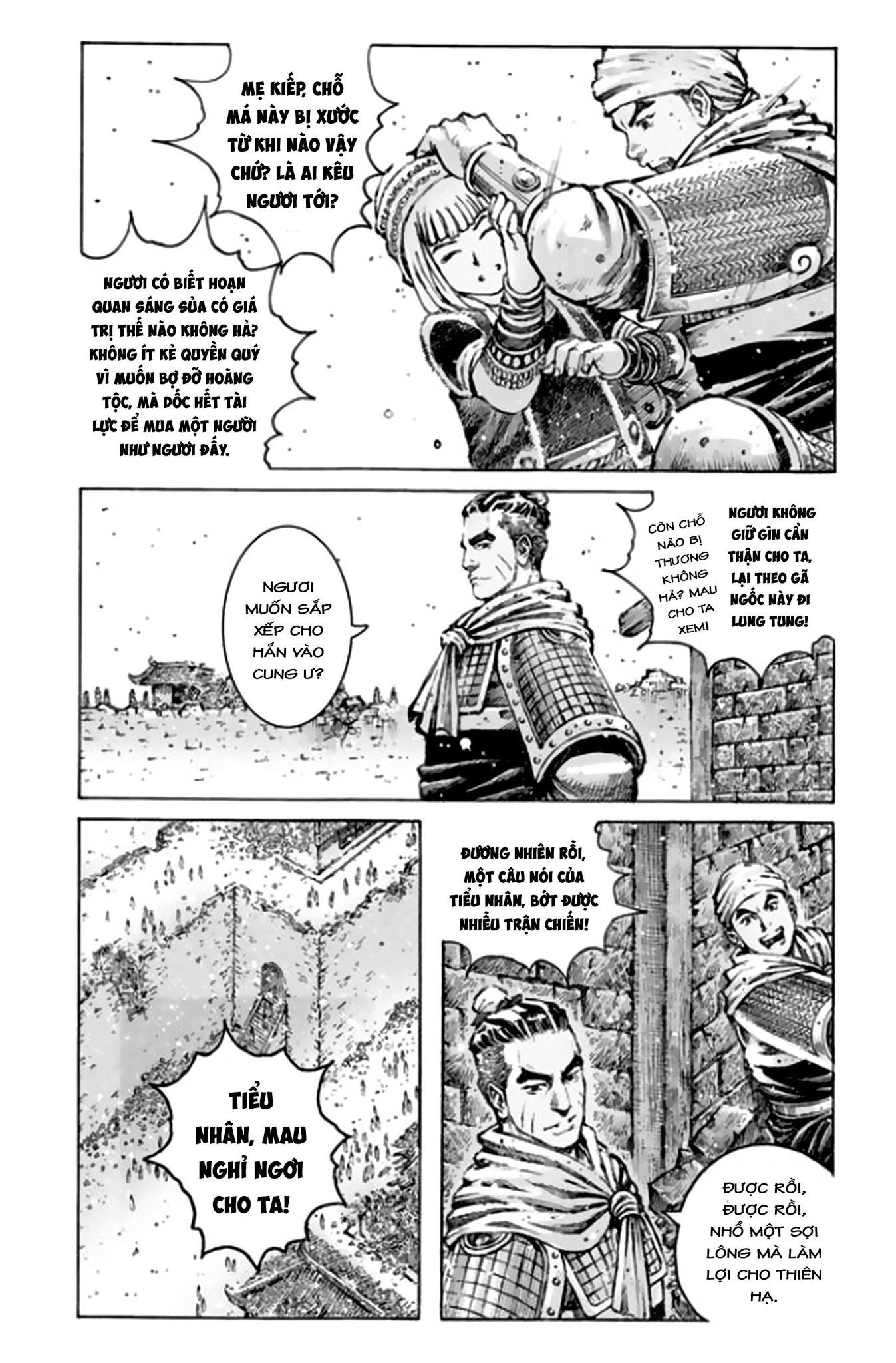 Hỏa Phụng Liêu Nguyên chap 488 Trang 13