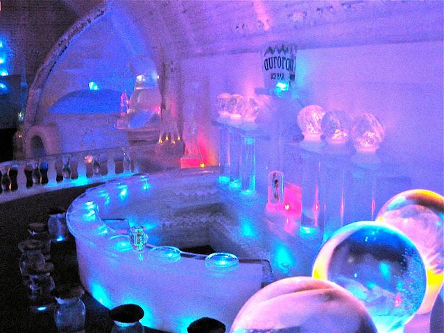 Ice Hotel, Quebec