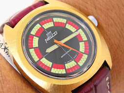 NELCO ROULETTE DIAL - MANUAL WINDING