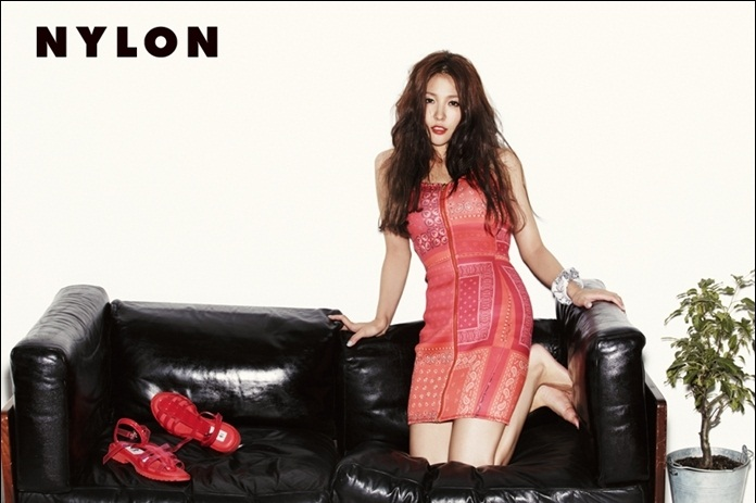 BoA Displays Her Chic for