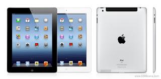 harga terbaru Ipad 3 Wi-Fi 4G 163264gb