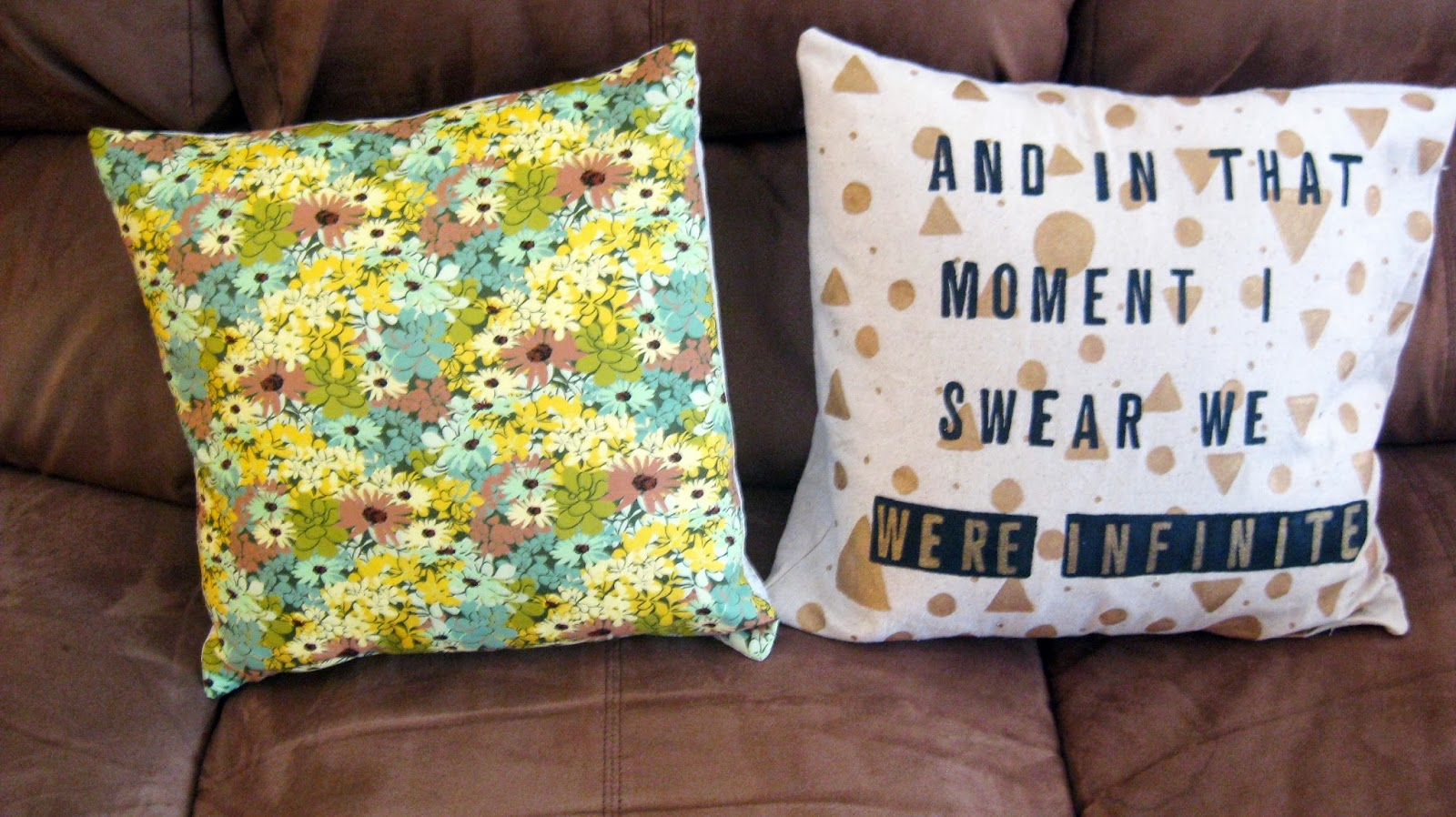 kaleidoscopekanvas-KK: Painted Envelope Throw Pillow Cover DIY