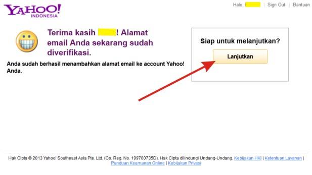 Tata Cara Bikin Email di Yahoo Indonesia Panduan Dasar