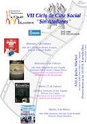 """EL VII CICLO DE CINE SOCIAL """"SIN ATADURAS"""""""
