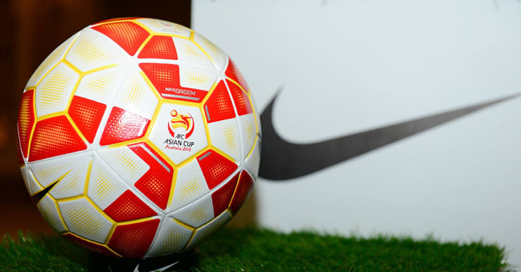 Nike 2015 Afc Asian Cup Ball Have A Nice Day Nice Day Sports