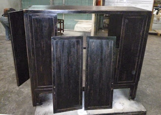 antique black mark finish