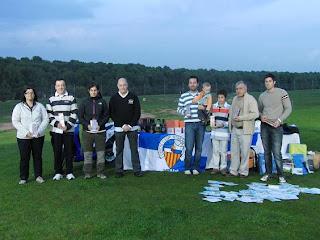 Guanyadors a El Valles Golf Torneig C.E.Sabadell