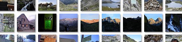 Aquí puedes ver la galería de fotos que hice