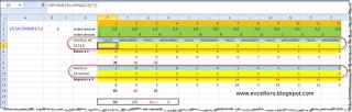 Obtener Dígito Control del codigo EAN 13 con Excel.