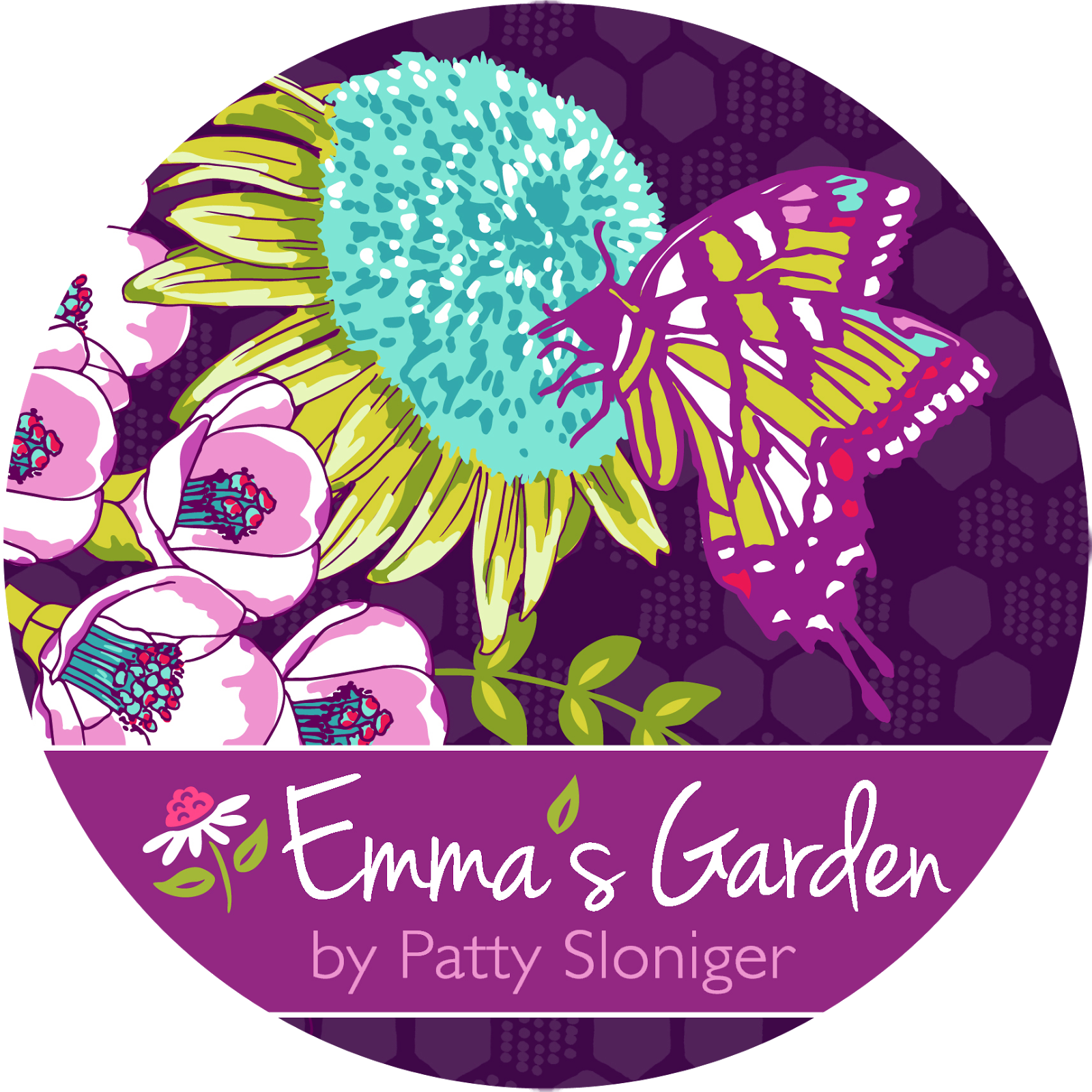 Emma's Garden Fabric Collection