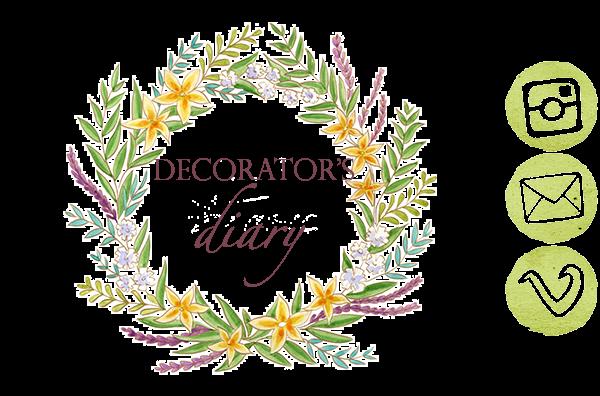 Decorator's diary