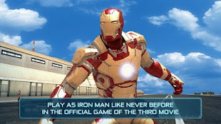 Game Iron Man 3 Buat Android