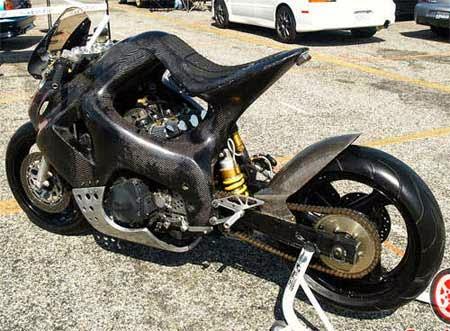 Gambar Motor Keren Sangar