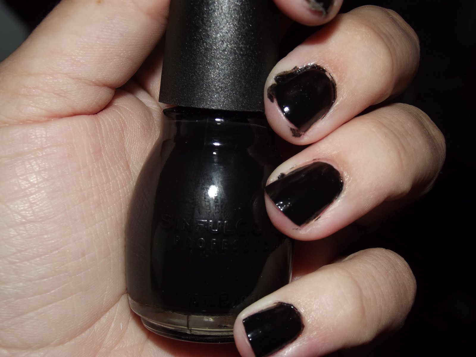 jwhackers: nail of the day: gray's anatomy