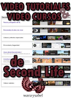 Video Tutoriales y vídeo-cursos