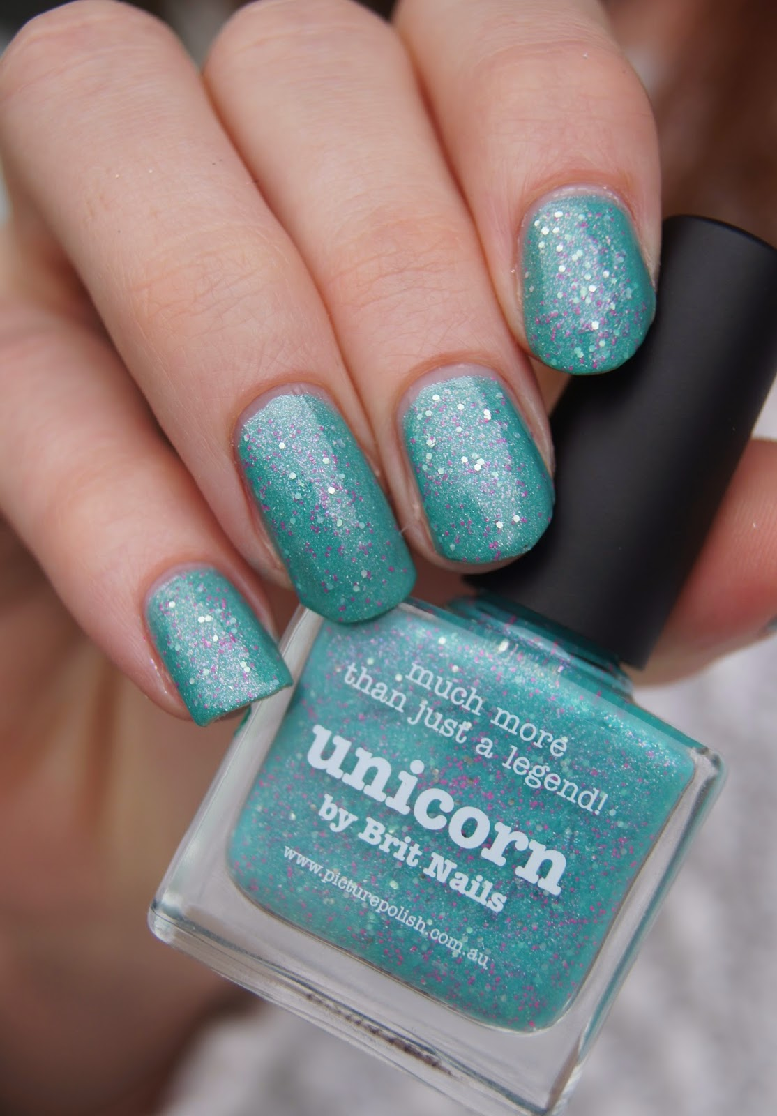 unicorn picture polish