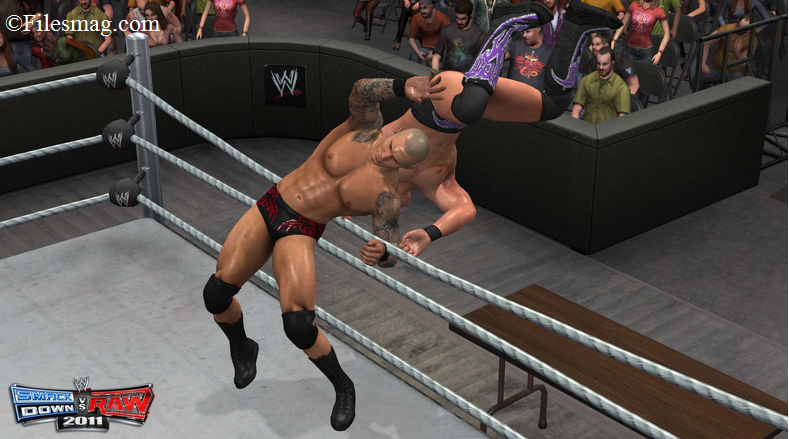 Wwe smackdown vs raw 2011 Free Download Full Version