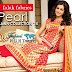 Pearl Lawn Collection 2015 By Falak Fabrics | Summer Lawn Trends 2015-2016