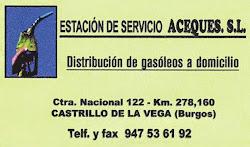 Gasolinera Aceques